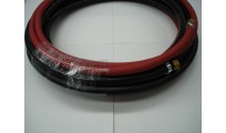 Binks Fluid/Air Hose Assy 1.6mex6mmx8mm (top coat)