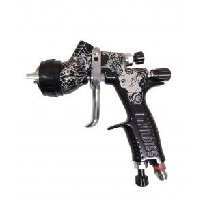 Devilbiss GTI Pro Lite Spray Gun(DAY OF THE DEAD Ltd Edition)